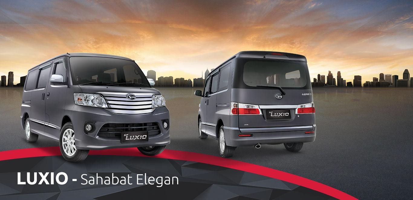 Harga Dan Spesifikasi Daihatsu Luxio Solo